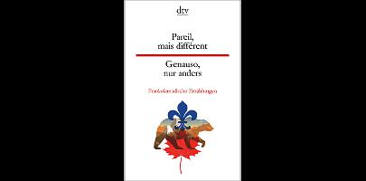 Anthologie Pareils, mais différent (dtv)